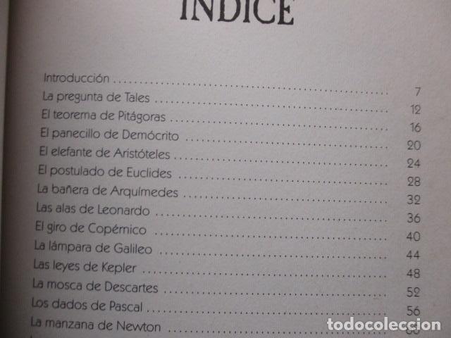 Libros de segunda mano: ME LO SE TODO DE LA CIENCIA - CARLOS FRABETTI - COMO NUEVO - Foto 9 - 220659710