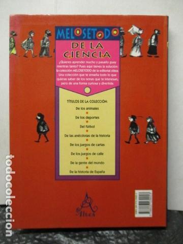 Libros de segunda mano: ME LO SE TODO DE LA CIENCIA - CARLOS FRABETTI - COMO NUEVO - Foto 16 - 220659710