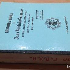 Libros de segunda mano: ENCICLOPEDIA MASONICA/ JUAN BAUTISTA CASANAVE/ LOG CONCORDIA UNIVERSAL / PERU/ H202. Lote 164973002
