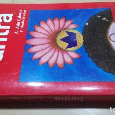 Libri di seconda mano: TANTRA / A ASIN CABRERA/ F ELIZALDE MONTOYA/ / H204. Lote 164990002