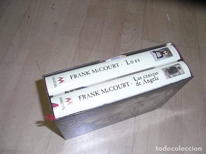 FRANK MC COURT, LO ES; LAS CENIZAS DE ANGELA, MAEVA (Libros de Segunda Mano - Historia - Otros)