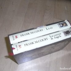 Libros de segunda mano: FRANK MC COURT, LO ES; LAS CENIZAS DE ANGELA, MAEVA. Lote 165052850