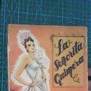 Libros de segunda mano: LA SEÑORITA QUIMERA, JULIA MELIDA. COLECCION PARA TI 6, HYMSA 1941 FREIXAS. Lote 165086622