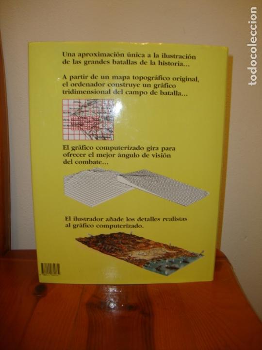 Libros de segunda mano: GRANDES BATALLAS DEL MUNDO. LAS MÁS GRANDES BATALLAS DE LA HISTORIA EN GRÁFICOS TRIDIMENSIONALES - Foto 3 - 165119686