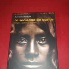 Libros de segunda mano: AGUSTIN PANIKER, LA SOCIEDAD DE CASTAS. Lote 165133714