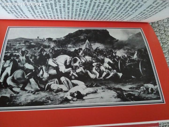 Libros de segunda mano: GUERRA DE LA INDEPENDENCIA - CONDE DE TORENO. 6 TOMOS. COMPLETO. - Foto 3 - 165152450