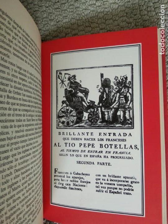 Libros de segunda mano: GUERRA DE LA INDEPENDENCIA - CONDE DE TORENO. 6 TOMOS. COMPLETO. - Foto 4 - 165152450