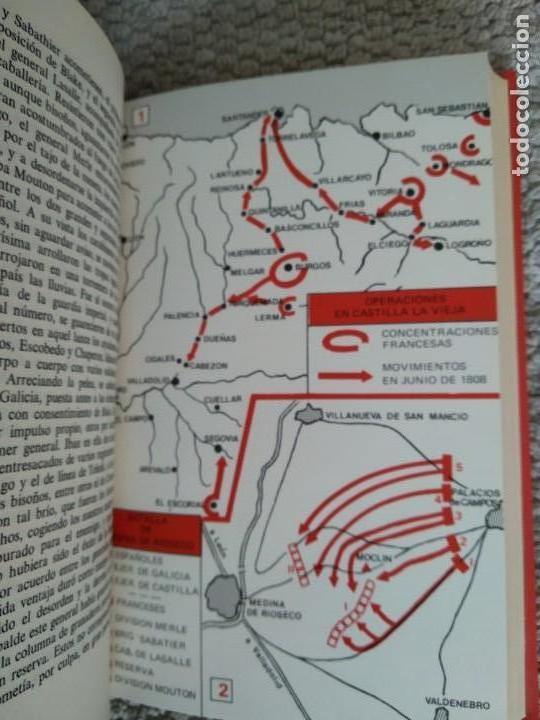 Libros de segunda mano: GUERRA DE LA INDEPENDENCIA - CONDE DE TORENO. 6 TOMOS. COMPLETO. - Foto 5 - 165152450