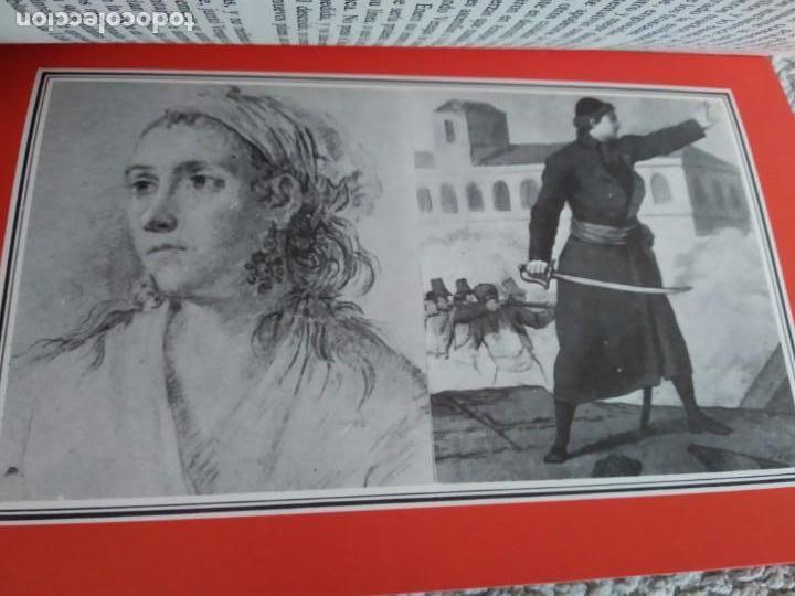 Libros de segunda mano: GUERRA DE LA INDEPENDENCIA - CONDE DE TORENO. 6 TOMOS. COMPLETO. - Foto 6 - 165152450