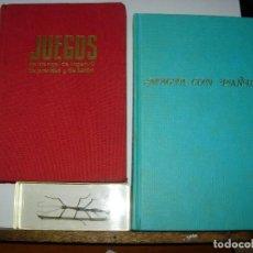 Libros de segunda mano: MAGIA CON PAÑUELOS / JUEGOS DE MANOS / MAGIA. Lote 165157090