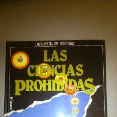 Libros de segunda mano: MAGIA: LOS PODERES SECRETOS. ENCICLOPEDIA DEL OCULTISMO. LAS CIENCIAS PROHIBIDAS Nº 3. QUORUM. BUENO. Lote 165188658