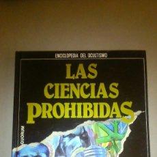 Libros de segunda mano: LAS SOMBRAS: SUEÑOS, HIPNOSIS Y SUGESTIÓN. ENCICLOP OCULTISMO. LAS CIENCIAS PROHIBIDAS. Nº 10 QUORUM. Lote 165195722