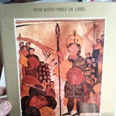 Libros de segunda mano: FRAY JUSTO PEREZ DE URBEL. GARCIA FERNANDEZ. 1979.. Lote 165206554