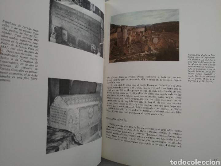 Libros de segunda mano: FRAY JUSTO PEREZ DE URBEL. GARCIA FERNANDEZ. 1979. - Foto 3 - 165206554