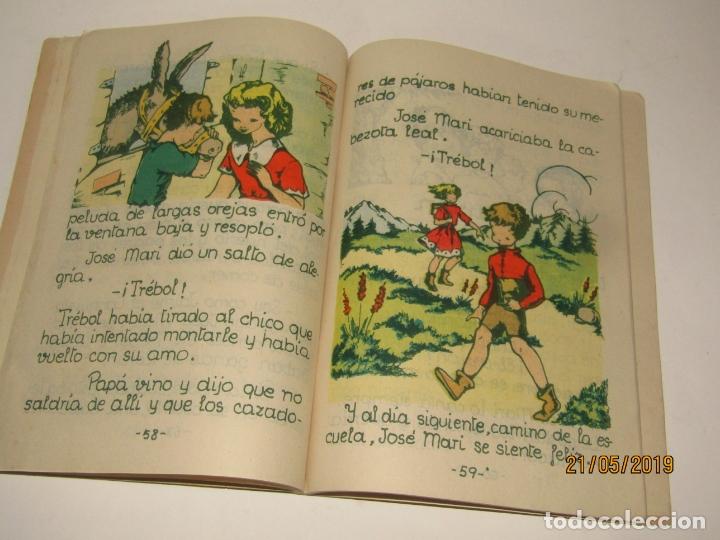 Libros de segunda mano: EL HERMANO DE PALOMA por Glória Villardefrancos de Editorial Escuela Española - Foto 2 - 165256766