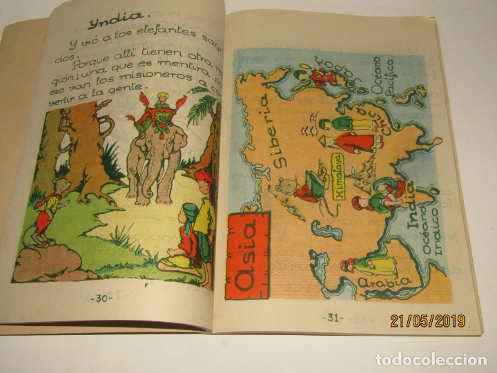 Libros de segunda mano: EL HERMANO DE PALOMA por Glória Villardefrancos de Editorial Escuela Española - Foto 4 - 165256766