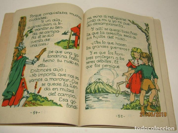 Libros de segunda mano: EL HERMANO DE PALOMA por Glória Villardefrancos de Editorial Escuela Española - Foto 7 - 165256766