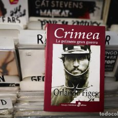 Libros de segunda mano: CRIMEA: LA PRIMERA GRAN GUERRA ORLANDO FIGES. Lote 165305398