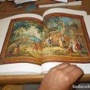 Libros de segunda mano: DON QUIJOTE . TAPICES ESPAÑOLES DEL SIGLO XVIII . EDICONES EL VISO. 1ª EDICIÓN 2005. TODO UNA JOYA!!. Lote 165307346