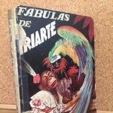 Libros de segunda mano: FABULAS DE TOMAS DE IRIARTE - ILUSTRACIONES FREIXAS - ED. MOLINO 1942 - GCH. Lote 165309082