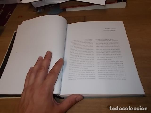 Libros de segunda mano: HORACIO SAPERE . POET'S ROOM TEOREMA. 1ª EDICIÓN 2009. INCLUYE DVD. EXTRAORDINARIO EJEMPLAR. - Foto 7 - 165314694