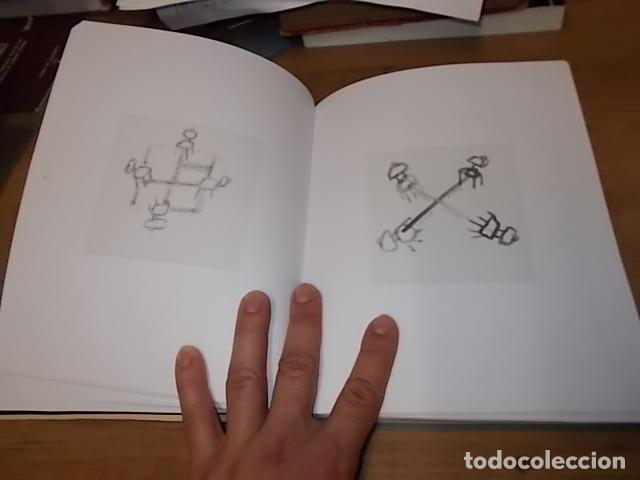 Libros de segunda mano: HORACIO SAPERE . POET'S ROOM TEOREMA. 1ª EDICIÓN 2009. INCLUYE DVD. EXTRAORDINARIO EJEMPLAR. - Foto 10 - 165314694