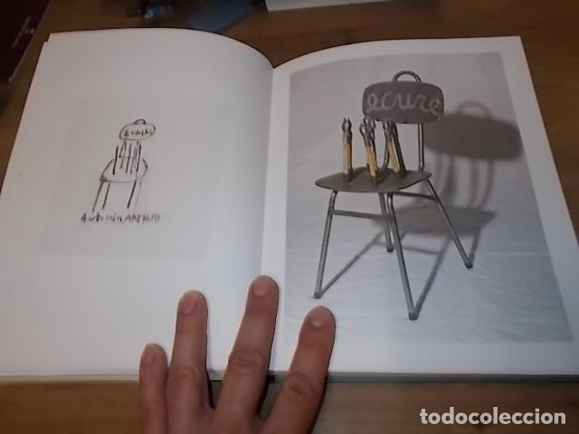 Libros de segunda mano: HORACIO SAPERE . POET'S ROOM TEOREMA. 1ª EDICIÓN 2009. INCLUYE DVD. EXTRAORDINARIO EJEMPLAR. - Foto 13 - 165314694