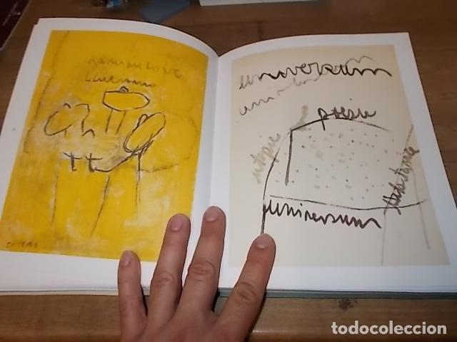 Libros de segunda mano: HORACIO SAPERE . POET'S ROOM TEOREMA. 1ª EDICIÓN 2009. INCLUYE DVD. EXTRAORDINARIO EJEMPLAR. - Foto 14 - 165314694