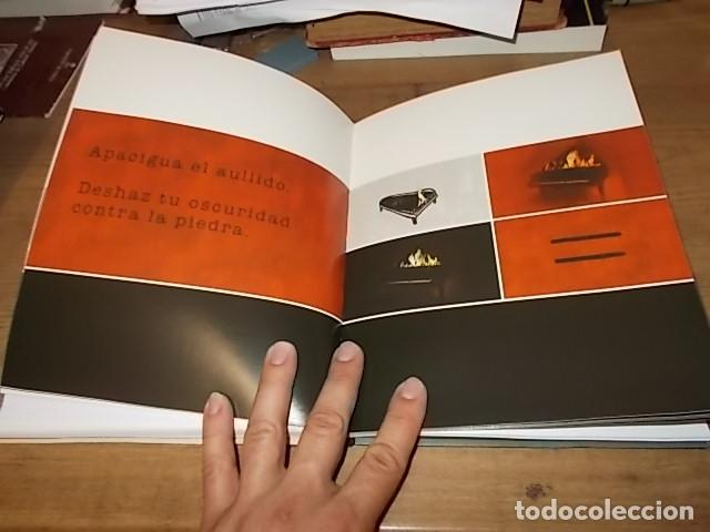 Libros de segunda mano: HORACIO SAPERE . POET'S ROOM TEOREMA. 1ª EDICIÓN 2009. INCLUYE DVD. EXTRAORDINARIO EJEMPLAR. - Foto 18 - 165314694