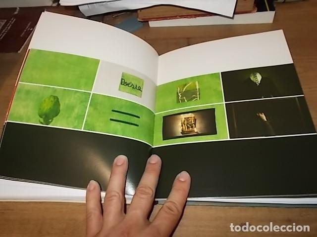 Libros de segunda mano: HORACIO SAPERE . POET'S ROOM TEOREMA. 1ª EDICIÓN 2009. INCLUYE DVD. EXTRAORDINARIO EJEMPLAR. - Foto 19 - 165314694