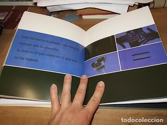 Libros de segunda mano: HORACIO SAPERE . POET'S ROOM TEOREMA. 1ª EDICIÓN 2009. INCLUYE DVD. EXTRAORDINARIO EJEMPLAR. - Foto 20 - 165314694