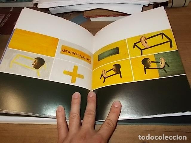 Libros de segunda mano: HORACIO SAPERE . POET'S ROOM TEOREMA. 1ª EDICIÓN 2009. INCLUYE DVD. EXTRAORDINARIO EJEMPLAR. - Foto 21 - 165314694