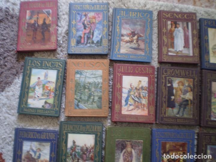 Libros de segunda mano: COLECCION 24 LIBROS ARALUCE. AÑOS 50. OCASION!!! ENVIO CERT. 6 EUROS. - Foto 2 - 165317242