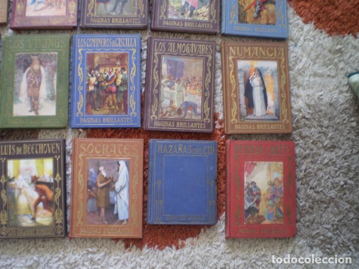 Libros de segunda mano: COLECCION 24 LIBROS ARALUCE. AÑOS 50. OCASION!!! ENVIO CERT. 6 EUROS. - Foto 5 - 165317242