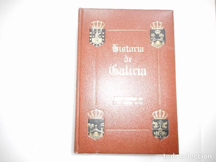 MANUEL MURGUIA, BENITO VICETTO HISTORIA DE GALICIA (7 TOMOS) Y94139 (Libros de Segunda Mano - Historia - Otros)