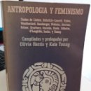 Libros de segunda mano: ANTROPOLOGIA Y FEMINISMO - AA-VV. Lote 165332586