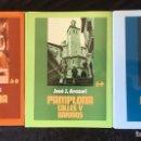 Libros de segunda mano: PAMPLONA - CALLES Y BARRIOS - 3 TOMOS - COMPLETO - JOSE . ARAZURI - FOTOGRAFIAS - NAVARRA. Lote 165355154