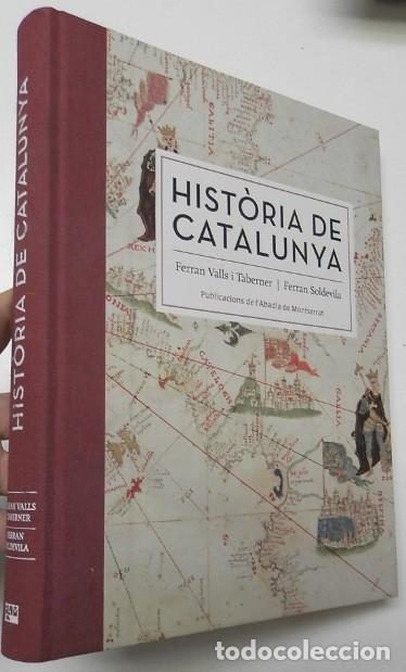 HISTÒRIA DE CATALUNYA - FERRAN VALLS I TABERNER, FERRAN SOLDEVILA (Libros de Segunda Mano - Historia - Otros)