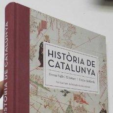 Libros de segunda mano: HISTÒRIA DE CATALUNYA - FERRAN VALLS I TABERNER, FERRAN SOLDEVILA. Lote 165452262