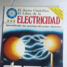 Libros de segunda mano: EL LIBRO DE LA ELECTRICIDAD - EDICIONES PLESA. Lote 165478426