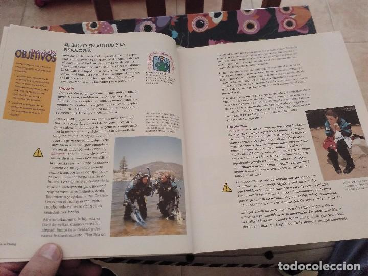 Libros de segunda mano: ESPECTACULAR TOMO CURSO DE BUCEO EN ESPAÑOL ADVENTURES IN DIVING MANUAL 2001 - Foto 11 - 165491830