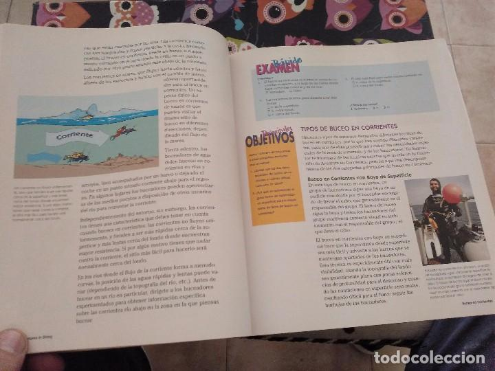 Libros de segunda mano: ESPECTACULAR TOMO CURSO DE BUCEO EN ESPAÑOL ADVENTURES IN DIVING MANUAL 2001 - Foto 16 - 165491830