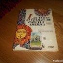 Libros de segunda mano: ECTURAS JUVENILES DE ESPAÑA Y AMERICA VIII , ANAYA 1969. Lote 165609538