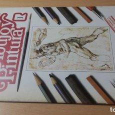 Libros de segunda mano: CURSO PRACTICO DIBUJO Y PINTURA 1/ EDICIONES NUEVA LENTE/ / / H301. Lote 165646686