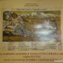 Libros de segunda mano: LÍMITES, FORTIFICACIONES Y EVOLUCIÓN URBANA DE CEUTA (SIGLOS XV-XX) - JUAN BAUTISTA VILAR. Lote 165695134