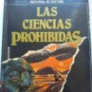 Libros de segunda mano: REVELACIONES Y ENIGMAS DEL NUEVO MUNDO/LAS CIENCIAS PROHIBIDAS. Lote 165726724