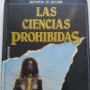 Libros de segunda mano: ADIVINACIÓN:LOS SECRETOS DEL VIDENTE/LAS CIENCIAS PROHIBIDAS. Lote 165726914