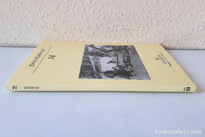 Libros de segunda mano: JEAN ECHENOZ / 14 / ANAGRAMA 2014 - Foto 3 - 165754286