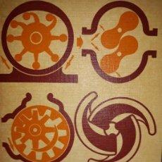 Libros de segunda mano: MANUAL TÉCNICO SELECCIÓN BOMBAS SISTEMAS APLICACIONES CÁLCULO FLUIDOS DISEÑO TUBERÍA FUNCIONA. Lote 165776182