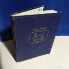 Libros de segunda mano: TÚ Y EL, TÚ Y ELLA 1944 - JOAQUÍN AZPIAZU - ED. BIBLIOGRÁFICA ESPAÑOLA . Lote 165781730